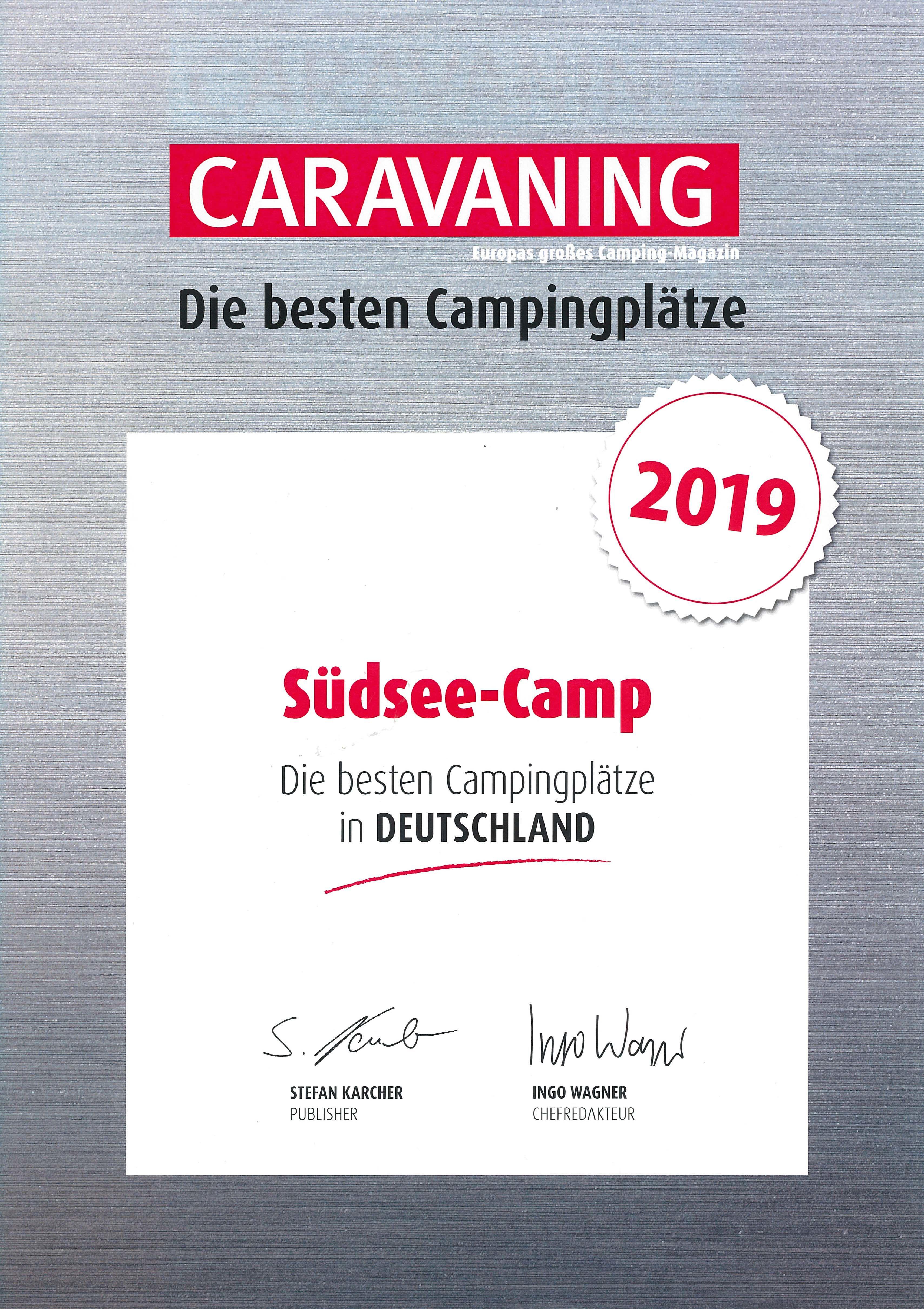 Caravaning 2019