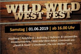 Wild West Fete
