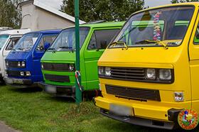 VW-Bustreffen