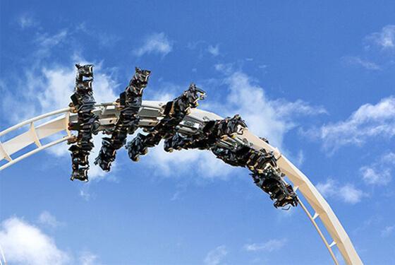 Flug der Dämonen © Heide-Park