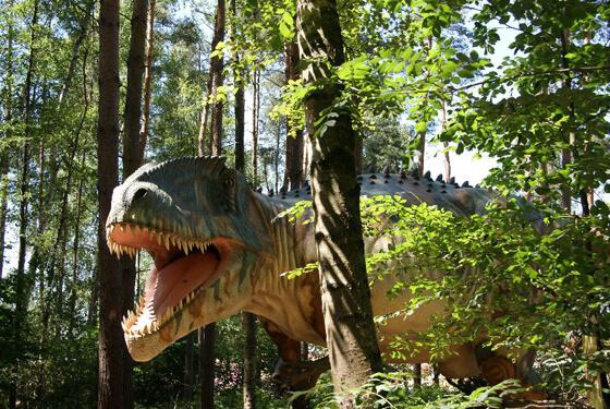 Gigantosaurus ©Dinosaurierpark
