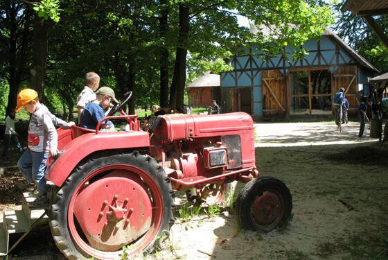 Traktor © Hösseringen