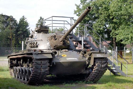 M48 © Panzermuseum