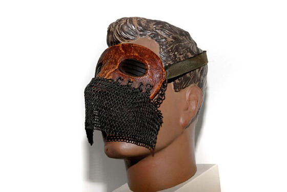 Maske © Panzermuseum