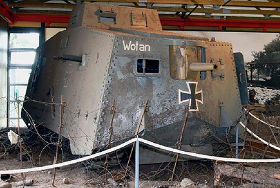 Panzerwagen© Panzermuseum